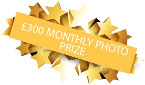 £300 Monthly Photo Prize